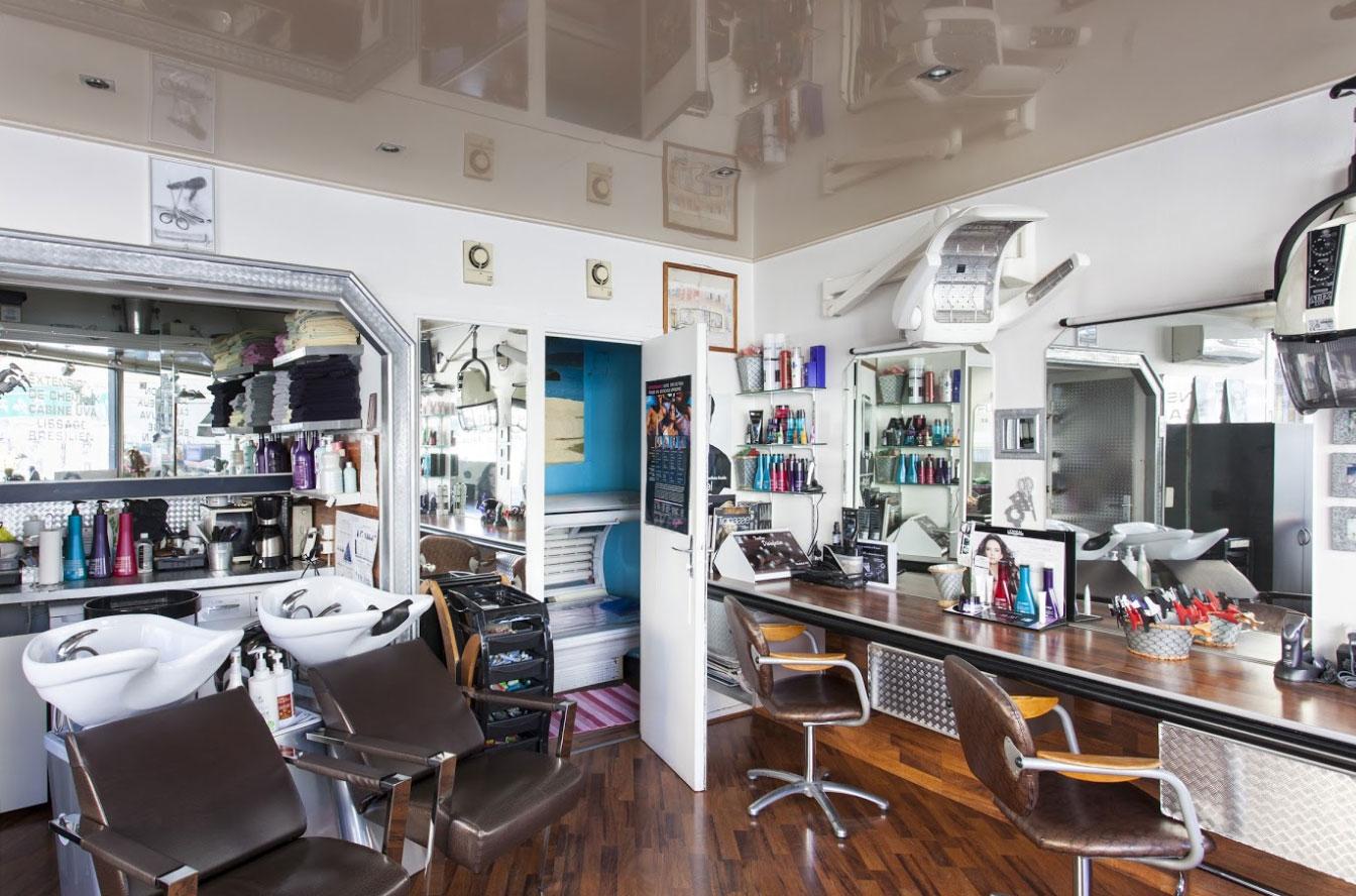 Coiffeur nice claude bermond salon de coiffure nice for Salon de the nice