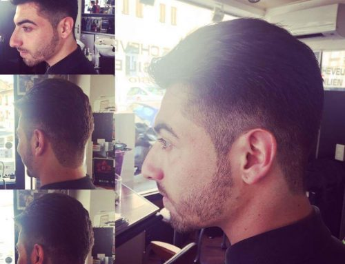 coupe homme nice