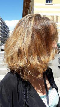 coiffure femme nice ombre hair