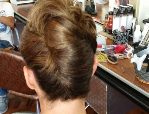 Chignon indemodable