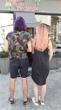 coloration-pastel-rose-violet-sans-amoniaque-loreal-nice