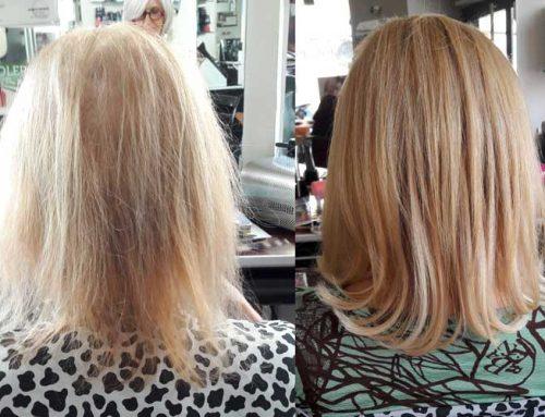 Extension pour cheveux fins