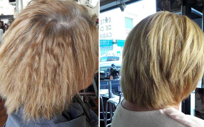 lissage-cheveux-legerement-frise-nice