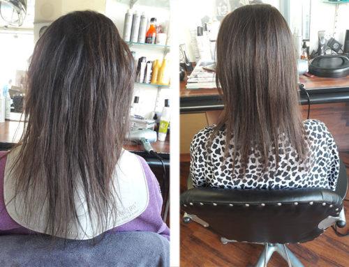 Lissage cheveux crépus nice